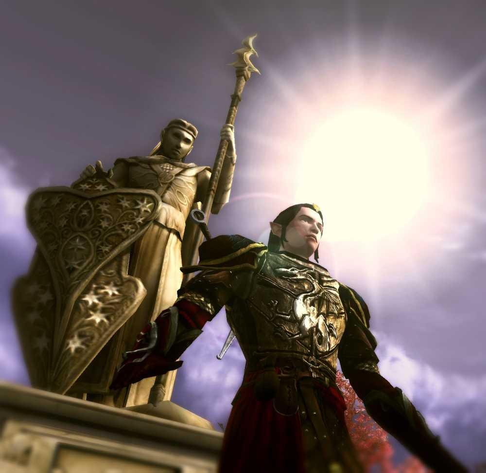 Sun of Gil Galad